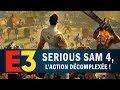 SERIOUS SAM 4 : L'action décomplexée ! | GAMEPLAY E3 2018,Gaming,jeuxvideo.com,jvcom,jeux vidéo,e3,e3 2018,e3 gameplay,e3 gameplay fr,e3 fr,e3 2018 fr,e3 2018 gameplay,e3 2018 jeuxvideo.com,gameplay,gameplay fr,gameplay hd,serious sam,serious sam 4,serious sam 4 fr,serious sam 4 gameplay,serious sam