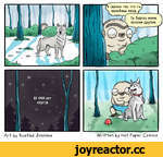 Art t>y Rustled Jimmies Written by Hot Paper Comics