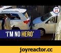 WATCH: 'I'm no hero' - says Alberton woman who rammed her vehicle into armed hijackers,News & Politics,jeep,hijacking,ouma jeep,alberton,The 42-year-old woman from Alberton who rammed her vehicle into a gang of hijackers in her driveway says she's no hero. She simply did what she thought best, to p