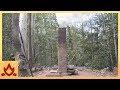 Primitive Technology: Pit and chimney furnace,Science & Technology,pit and chimney furnace,pit,chimney,furnace,chimney furnace,primitive,technology,primitive technology,making a pit and chimney furnace,building a chimney,building a furnace,building a chimney furnace,build a chimney,build a