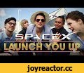 "SpaceX Launch You Up (Uptown Funk Parody),Gaming,visual effects,vfx,red,epic,seattle,video production,THIS VIDEO IS A PARODY OF THE ORIGINAL ""UPTOWN FUNK"" by Mark Ronson feat. Bruno Mars and does not infringe on the copyright of Sony Music Entertainment (SME).  This video was created by fans of"