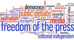 f objectrAy publishing: semifaklerts -8 freedom of the press 'anda political correctness manipulation *»* su№,es¿°n of dis national interest o democracy DÜblicldébáteTS editorial independen