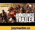 Borderlands 3 Official Announce Trailer,Gaming,borderlands 3 trailer,borderlands 3,borderlands 3 teaser,bl3,borderlands,borderlands 3 announcement,trailer borderlands 3,borderlands gameplay,borderlands trailer,borderlands 3 characters,gearbox,2k,gearbox software,2k games,borderlands gearbox,xbox