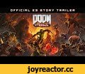 DOOM Eternal – Official E3 Story Trailer (AU/NZ),Gaming,,Raze Hell. DOOM Eternal launches on 11.22.19. Watch the all-new Story Trailer for DOOM Eternal, the much-anticipated sequel to DOOM (2016).  DOOM Eternal puts you in control of the DOOM Slayer as you blow apart new and classic demons with po