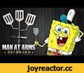 Spat, the Hydrodynamic Spatula - SpongeBob SquarePants - MAN AT ARMS: REFORGED,Entertainment,man at arms,man at arms reforged,aweme,awe me,maa reforged,forge,build,metal forge,blacksmith,how to forge,epic,weapons make,how to,sword,replica,weapons,sword build,spear of leonidas,forget in
