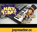 A Hat In Time - Oh, It's You (Cover),Music,music,a hat in time,cover,midi,oh its you,midi keyboard,game,live loop,A Hat In Time Oh, It's You midi keyboard cover
