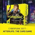 1 i  • ! i 9 i  CYBERPUNK 2077 -AFTERLIFE: THE CARD GAME