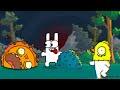 Rabbit Travel - 2x2 Anti-Drugs,Film & Animation,,Не употребляйте, это ловушка!