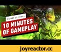 Doom Eternal - 10 Minutes of Intense Gameplay,Gaming,PC,IGN,PS4,Doom,games,stadia,Switch,Shooter,Gameplay,UKContent,Xbox One,Id Software,Doom Eternal,Panic Button,Bethesda Softworks,cyberdemon,marine,doom eternal gameplay,doom gameplay,doom,doom 2,doomguy,space marine,hell on earth,bfg,first-person