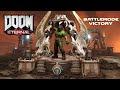 DOOM Eternal - Battlemode - Doomguy Victory,Gaming,DOOMEternal,Battlemode,Victory,idSoftware,DOOM,Doomguy,Bethesda,Marauder,Revenant,The classic Doomguy is unleashed. #DOOM #Eternal #Battlemode #Gameplay