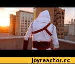 Assassin's Creed Meets Parkour in Real Life,Entertainment,,Watch the Behind The Scenes in this link below: http://youtu.be/36CLFOyaml0  Parkour/Free Running stunts performed by Ronnie Shalvis. Make sure to check out his youtube channel and facebook page! http://youtube.com/ronniestreetstunts