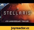Stellaris: 4th anniversary - Free weekend and Update 2.7 Trailer,Gaming,Stellaris,Paradox Interactive,Grand Strategy,Real time Strategy,Space strategy,Planet Killers,Planet Destroyers,Warfare Defined,Stellaris Update,Stellaris expansion,Stellaris Apocalypse,Stellaris War,Stellaris Cherryh,Stellaris