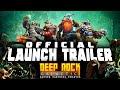 Deep Rock Galactic - 1.0 Launch Trailer,Gaming,pc,console,steam,xbox,playstation,ps4,shooter,fps,action,adventure,explore,exploration,dwarf,dwarfs,dwarves,scifi,sci-fi,science