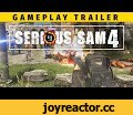 Serious Sam 4 - Gameplay Trailer,Gaming,,Pre-Order Now on Steam: https://store.steampowered.com/app/257420/Serious_Sam_4/  Humanity is under siege as the full force of Mental's hordes spread across the world, ravaging what remains of a broken and beaten civilization. The last remaining resistance to