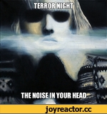 Terror Night The Noise in your Head
