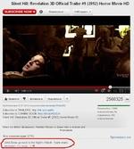 Silent Hill: Revelation 3D Official Trailer#! (2012) Horror Movie HD SUBSCRIBE NOW 4 Подписаться ITU tí YAHoOf HOVIES О 12:08/2:30V О □ □ [ ] 4 Нравится ^ Добавить в Поделиться p Опубликовано 27.07.2012 пользователем movieclipsTRAILERS Subscribe to TRAILERS: http://bit.ly/sxavi6h Su