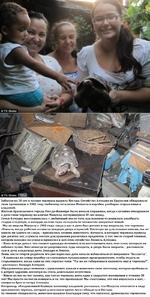 ©TV Globo O TV Globo JM Забытая на 30 лет в чулане черепаха выжила без еды Семейство Алмедиа из Бразилии обнаружило свою пропавшую в 1982 году любимицу по кличке Мануэла в коробке, разбирая старые вещи в кладовой. Жители бразильского города Рио-де-Жанейро были немало поражены, когда случайно обн