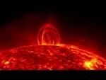 NASA опубликовало видео «коронального дождя»,Nonprofit,,NASA опубликовало видео необыкновенной вспышки на солнце, которая произошла 19 июля прошлого года. Обычно вспышка выглядит либо просто как выброс плазмы в атмосферу, либо как завихрения плазмы вокруг невидимых линий магнитного поля солнца.  На