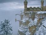 "Ron'Oratom J Snow Castle © R< Wallpoper (C) CGWallpapcrs *T\JT"" without p-ior w'riHej"