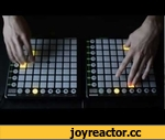M4SONIC - Virus (Live Launchpad Original),Music,,https://www.facebook.com/M4SONIC This is an original composition performed live on two Novation Launchpads in User 1 mode. The two MIDI controllers are playing original samples in a sequence to create the sound. The right hand controls most of the