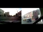 Погоня за девушкой на БМВ девушка от страха описалась)   Тверь 11.08.13,People,,В Твери инспекторы ГИБДД в очередной раз ловили неадекватного водителя. За рулем внедорожника БМВ была девушка, которая от Капошвара до Волоколамского проспекта, убегая от сотрудников ГИБДД, совершила две аварии. Она зад