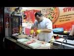 Шаурма Mortal Combat,Comedy,,Крутой повар готовит шаурму Шаурма Фастфуд Еда Мортал комбат Повар Бармен