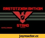 Arstotzkan Anthem,Games,,Arstotzkan Anthem - stand now (or be shot). Let's Play Papers, Please - http://www.youtube.com/watch?v=5BCPESPSsXk Original theme by Lucas Pope. Rearranged theme, lyrics by MetalCanyon. LYRICS: Arstotzka Arstotzka greatest country in the world. If you want to get in you