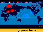 Анимированная карта ядерных взрывов (1945-1998),Travel,,Японский художник Исао Хашимото сделал анимированную карту, показывающую 2053 ядерных взрывова, имевших место во всем мире в двадцатом веке, от взрывов в Аламогордо, Хиросиме и Нагасаки в 1945 году до испытаний, проведенные Индией и Пакистаном