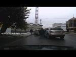 Беспределят на дороге!,Autos,,Беспредел! на дороге Красноярска. 29.09.2013.